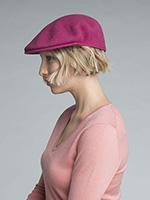 Кепка KANGOL арт. 0258BC Wool 504 (темно-розовый)